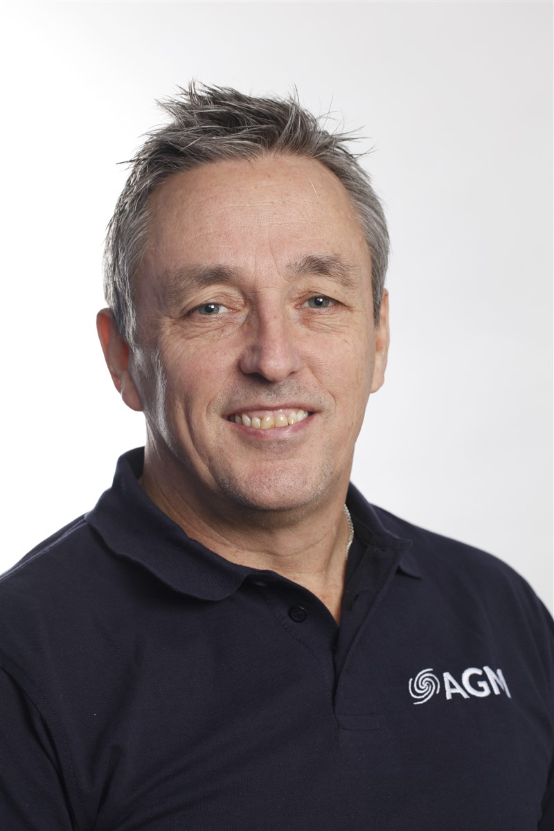 Mark Dean - Production Manager